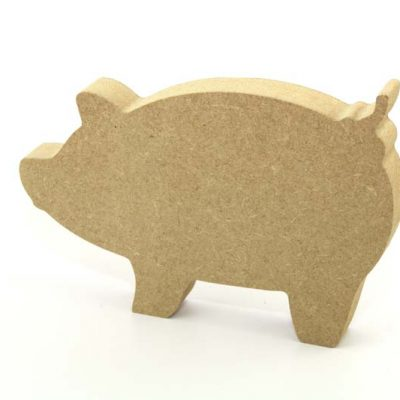 Pig Freestanding 18mm MDF