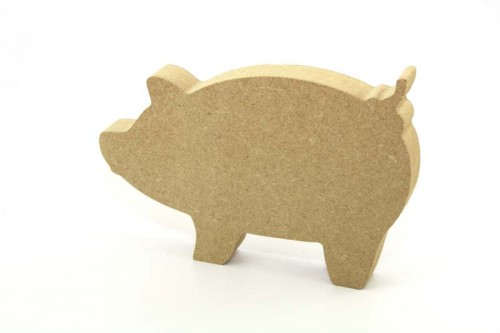 Pig Freestanding 18mm MDF