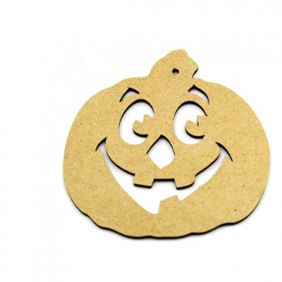 Pumpkin MDF Craft Shape