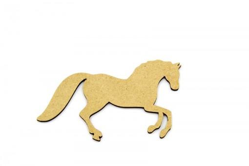 Horse Mdf Laser Cut Blank Shape