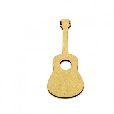 Guitar MDF Shape