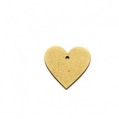 MDF Hearts Wholesale
