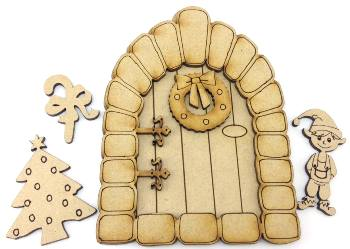 MDF Fairy Door, MDF Fairy Doors Wholesale