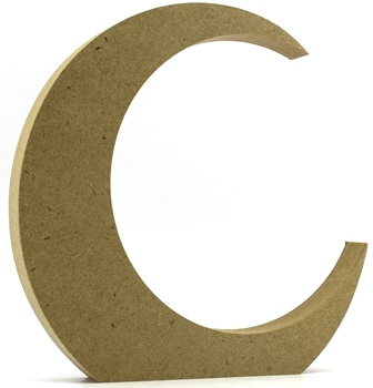 Moon 18mm Freestanding MDF