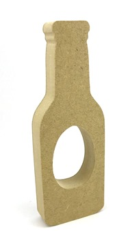 18mm MDF Freestanding Beer Bottle Creme Egg Holder