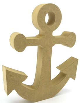 MDF Anchor Freestanding 15cm